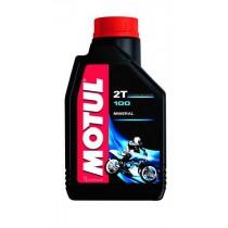 Olio motore 2T 2T MOTUL 100 1l TC JASO FB
