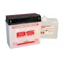 Batteria bs Bmw R50 r R50 s R50/2 R50/5 R60 ls R60/5 R75/5 R90 st