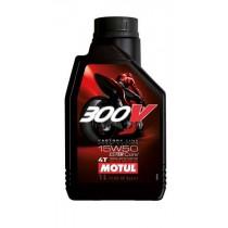Olio motore 4T MOTUL 300V Factory Line 15W50 1l