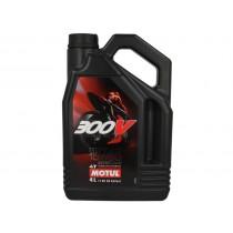 Olio motore 4T MOTUL 300V Factory Line 15W50 4l