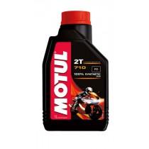 Olio motore 2T 2T MOTUL 710 1l TC JASO FD,