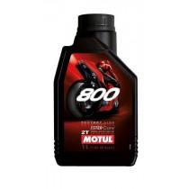 Olio motore 2T 2T MOTUL 800 Factory Line On Road 1l