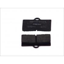 Pastiglie Freno Rear 59 9x57 2x8 1mm