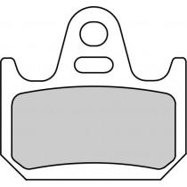 Pastiglie Freno Rear 48 1x44 6x7 1mm
