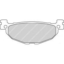 Pastiglie Freno Rear 100 1x38 3x12mm YAMAHA YP 400 2005-