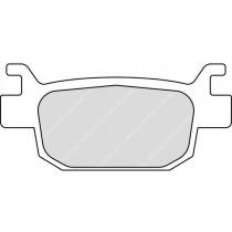 Pastiglie Freno Rear  81 8x37 7x9 6mm