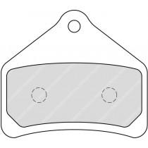Pastiglie Freno Front  79 1x69 1x10 3mm