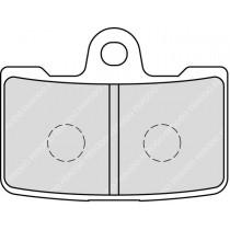 Pastiglie Freno Front 61 6x46 6x7 4mm
