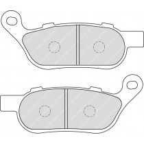 Pastiglie Freno Rear 127 6x52 6x7 4mm