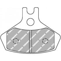 Pastiglie Freno Front  67 6x52 1x7 5mm