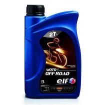 Olio motore 2T 2T ELF Moto 2 Offroad 30 1l TC ISO-L-EGD
