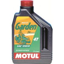 Olio motore 4T MOTUL Garden 10W30 2l CF